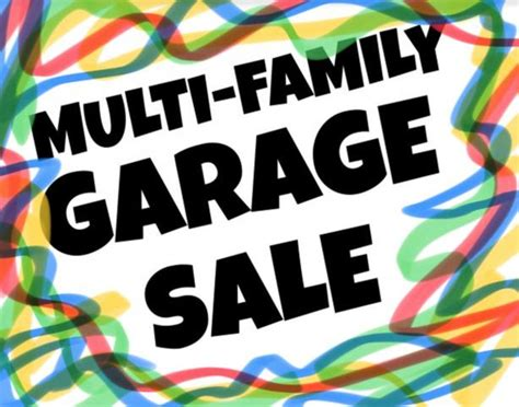 Multi Family Garage Sale Make Your Own Beautiful  HD Wallpapers, Images Over 1000+ [ralydesign.ml]