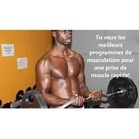 Musculation prise de masse com #1 french muscle market comparison