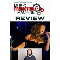 Buy music promotion machine