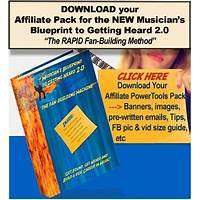 Musician's blueprint to getting heard bestselling blueprint series! promotional code