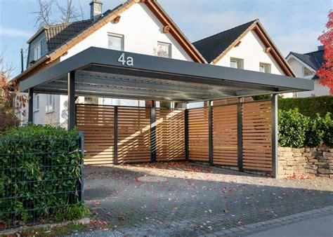 must look 24 the best modern carport design ideas 2018 Image
