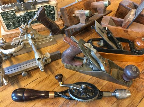 Must have woodworking hand tools Image