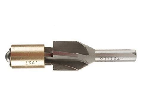 Muzzle Crowning Cutter