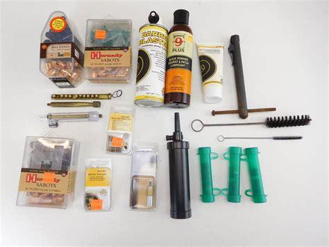 Muzzleloader Muzzleloader Supplies.