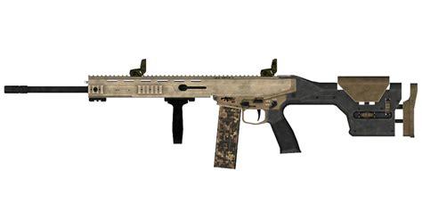 Mxm Assault Rifle