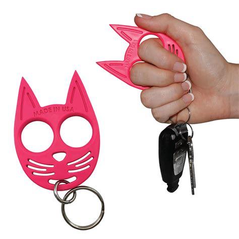 My Kitty Keychain Self Defense