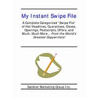 My instant swipe file inexpensive
