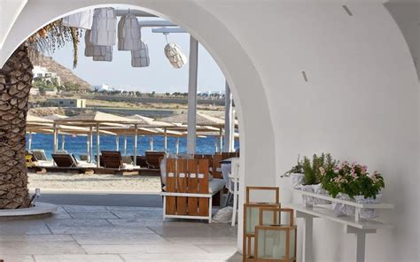 Mykonos Ammos Hotel Small Luxury Hotels Of The World