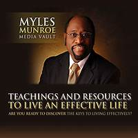 What is the best myles munroe media vault?