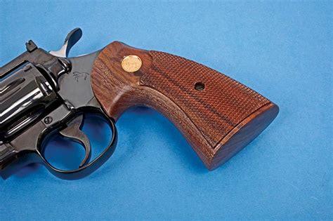 N C Ordnance Python Grips American Handgunner