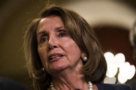 Nancy Pelosi Handgun Carry