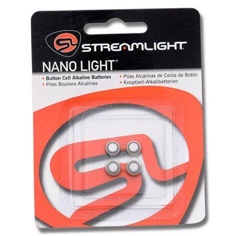 Nano Light Streamlight Battery