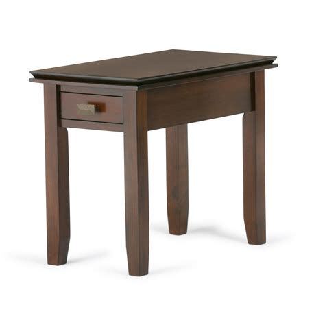 Narrow Contemporary End Tables Image