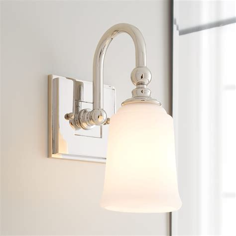 Nash 1 Light Bath Sconce