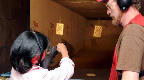 Nassau Coliseum Rifle Range