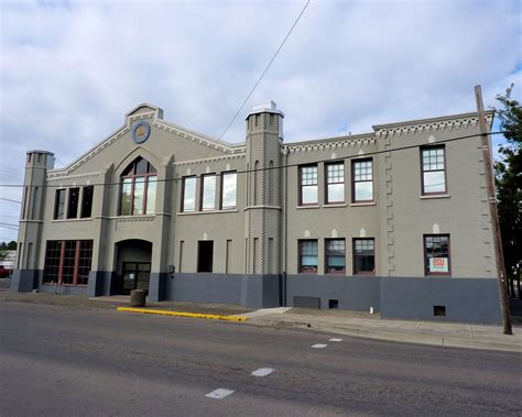 National Guard Armory Springfield Or