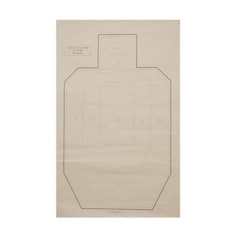 National Target Action Pistol Practice Target Ipsc P Pistol Targets Per 100
