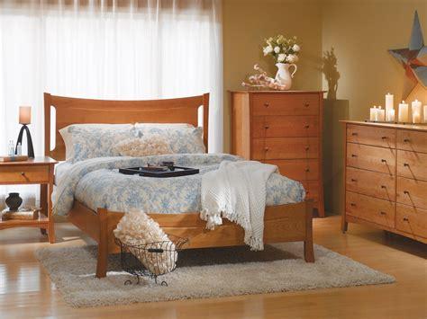 Natural Cherry Bedroom Furniture