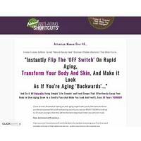 Buying natural anti aging shortcuts new high converting anti aging offer!