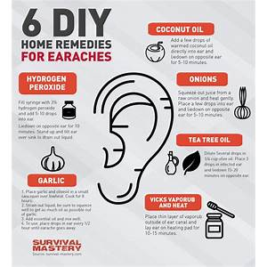 Natural ear aches cures and treatments specials