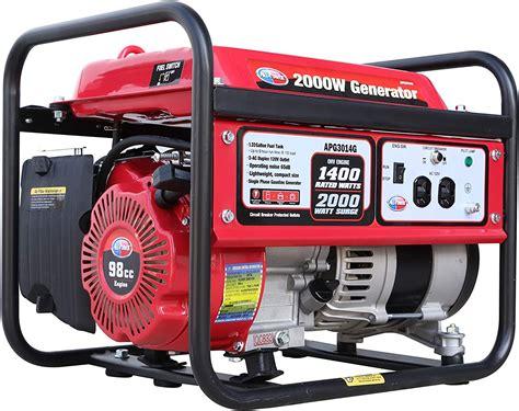 Natural gas home generator Image