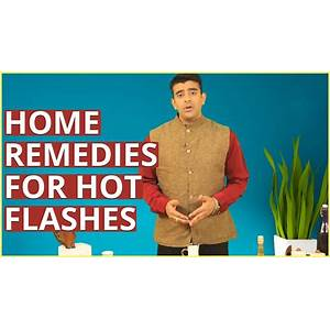 Natural menopause hot flashes remedies stop night sweats review