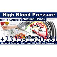 Natural solutions for high blood pressure guide