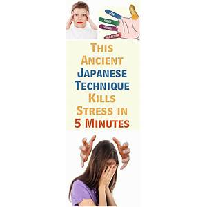 Natural stress relief technique free trial