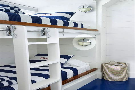 Nautical bunk bed plans Image