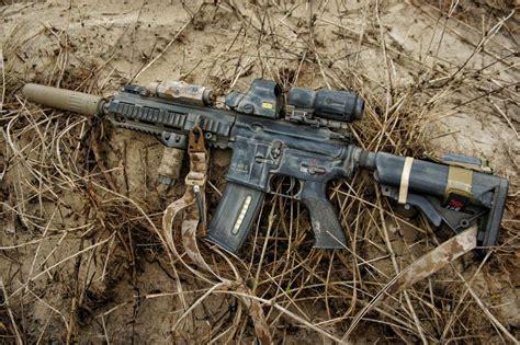 Navy Seal Hk416 Suppressor