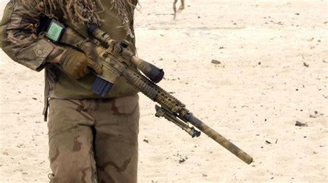 Navy Seal Sniper Rifle Caliber