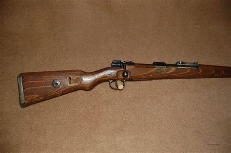 Nazi Model 98 Rifle