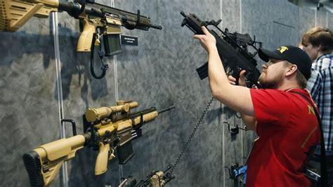 Nc Gun Laws Assault Rifles