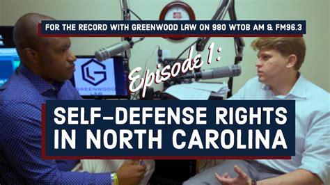 Nc Self Defense Gun Laws