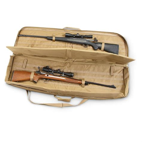 Ncstar Double Rifle Case Review