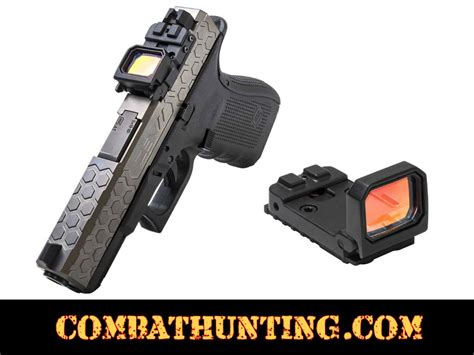 Ncstar Flip Red Dot Sight 3 Moa Pistol