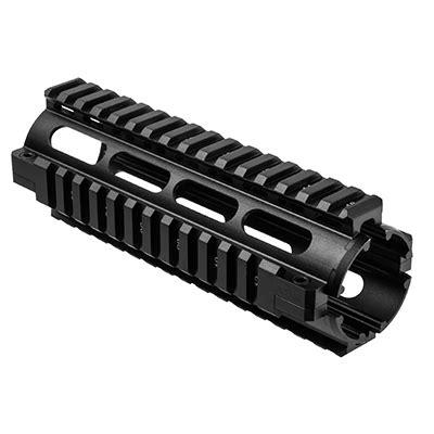 Ncstar Handguard Rail Ar 15 Carbine Length Quad