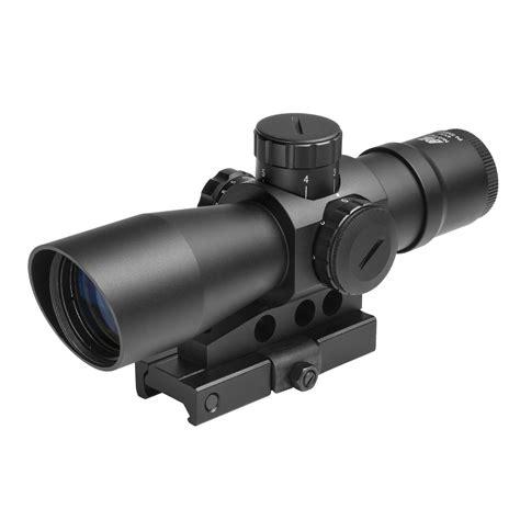 Ncstar Mark Iii 27x32 P4 Sniper Tactical Rifle Scope