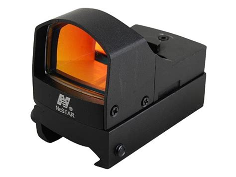 Ncstar Tactical Micro Reflex Red Dot Sight 2 Moa
