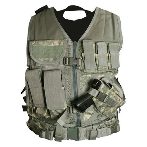 Ncstar Tactical Vest Digital Camo Acu