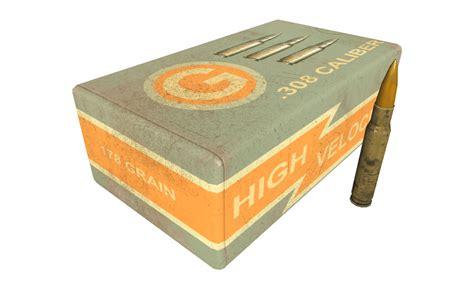 Need 308 Ammo Fallout 4