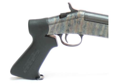 Nef Pistol Grip Wood