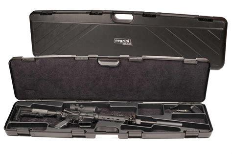 Negrini Hybrid Ar15 Tactical Rifle Case 14 Off W Free S H