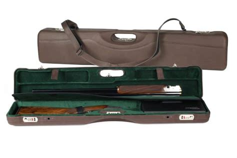 Negrini Luxury Hard Gun Cases Airline Approved Cases For