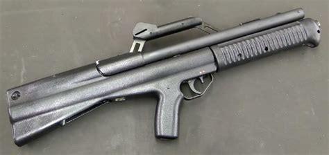 Neostead 2000 Dualtube Pump Shotgun