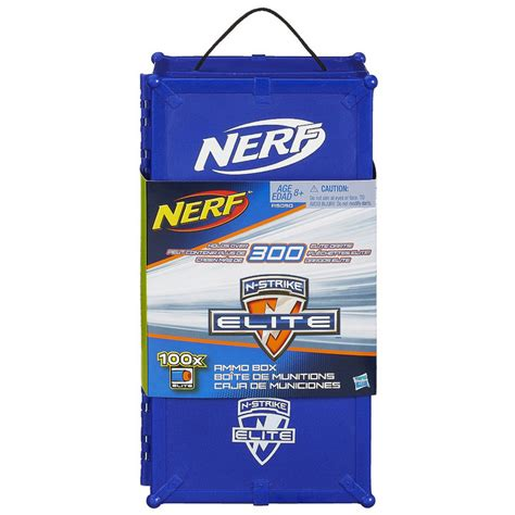 Nerf Ammo Box Review