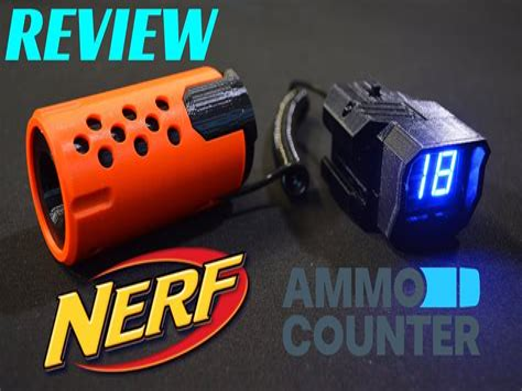 Nerf Ammo Counter Ebay