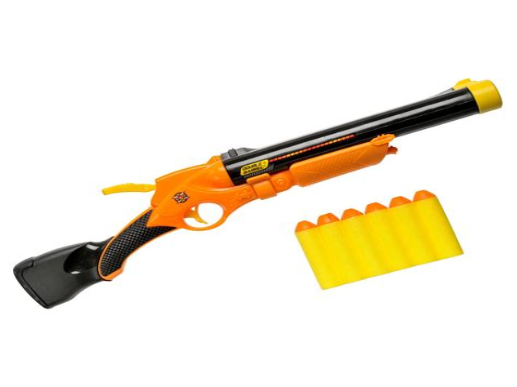 Nerf Double Barrel Shotgun And Ranger Shotgun