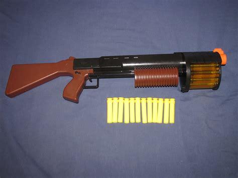 Nerf Ertl Pump Action Shotgun