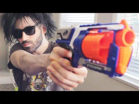 Nerf Gun Vs Gun Tommy